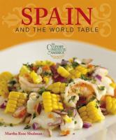 Spain And The World Table