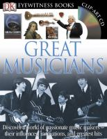 Eyewitness Great Musicians