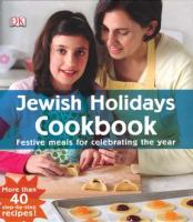 Jewish Holidays Cookbook