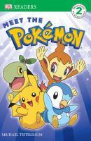 Meet the Pokémon