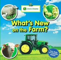 What's New on the Farm ?