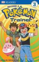 Become A Pokemon Trainer