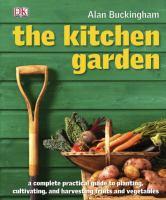 The Kitchen Garden Month by Month