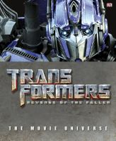 Transformers, Revenge of the Fallen