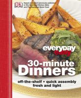 Everyday Easy 30-minute Dinners