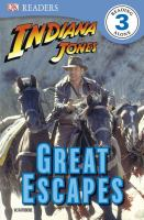 Indiana Jones Great Escapes