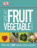 Great Fruit & Vegetable Guide