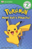 Meet Ash's Pikachu!