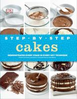 Step-by-step cakes
