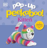 Pop-up Peekaboo! Meow!