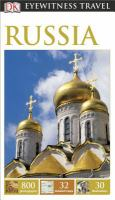 Russia - Eyewitness Travel Guide