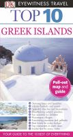 Eyewitness Travel Guides Top 10 Greek Islands