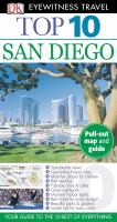 Eyewitness Travel Guide - Top 10 San Diego