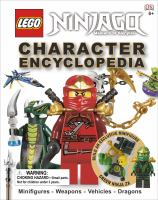 LEGO Ninjago Masters of Spinjitzu Character Encyclopedia