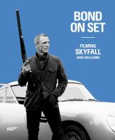 Bond on Set