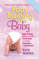 Potty Training your Baby