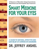 Smart Medicine for your Eyes