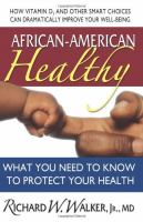 African-American Healthy