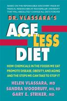 Dr. Vlassara's A.G.E.-less Diet