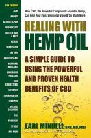 Healing With Hemp Oil