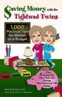 Saving Money With the Tightwad Twins