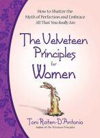 The Velveteen Principles for Women