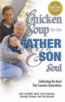 Chicken Soup For The Father & Son Soul