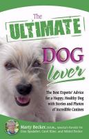 The Ultimate Dog Lover