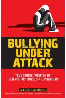 Image: Bullying Under Attack