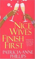 Nice Wives Finish First