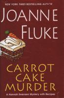 Carrot Cake Murder