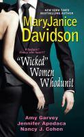 """""""Wicked"""" Women Whodunit"""