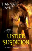 Under Suspicion : The Underworld Detection Agency Chronicles
