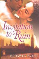 Invitation to Ruin