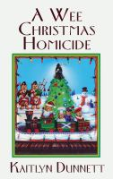 A Wee Christmas Homicide