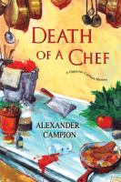 Death of A Chef