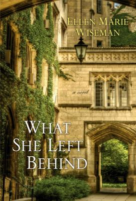 Cover image for What She Left Behind