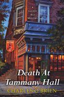Death at Tammany Hall