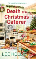 Death of A Christmas Caterer