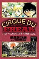 Cirque Du Freak The Manga Volume 2