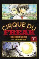Cirque Du Freak, The Manga Volume 1