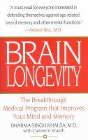 Brain Longevity