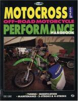 Motocross and Off-road Motorcycle Performance Handbook