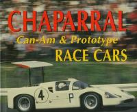 Chaparral, Can-am & Prototype Race Cars