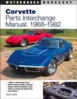 Corvette Parts Interchange Manual, 1968-1982