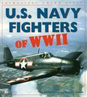 U.S. Navy Fighters of WW II
