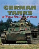 German Tanks of World War II in Color