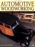 Automotive Woodworking