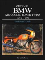 Original BMW Air-cooled Boxer Twins, 1950-1996