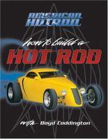 How to Build A Hot Rod With Boyd Coddington